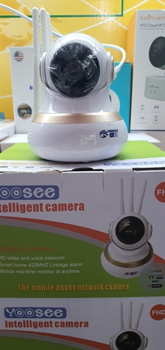 Camera IP WIFI YOOSEE XOAY NGANG 360