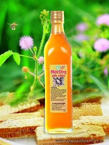 Mật ong sữa chúa 500ml