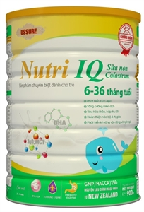 Ussure Nutri IQ Sữa Non Colostrum