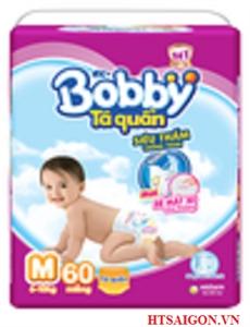 TÃ QUẦN BOBBY M 60 MIẾNG