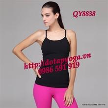 Áo tập YOGA / GYM xuân hè QY8838