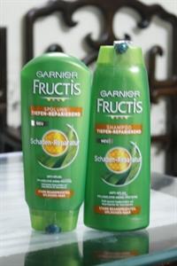 Bộ gội + xả của Garnier Fructis - Hàng xách tay từ Đức