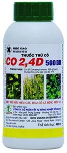 CO 2,4 D  500 DD