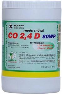 CO 2,4D 80WP