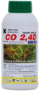 CO 2,4 D  600 DD