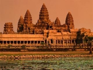 Tp.Hồ Chí Minh - Sihanoukville - Angkor - Tp.Hồ Chí Minh