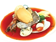 Súp hải sản Bouillabaisse