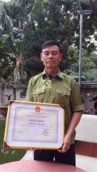 Bộ trưởng bộ Công thương tặng bằng khen cho cơ sở cá kho Trần Luận