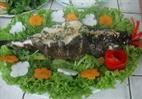 Cá Trắm Đen Nhồi Thịt Cho Ngày Cuối Tuần