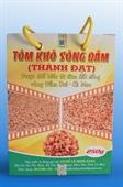 Tôm khô chà bông - Cơ sở Lê Minh Sang