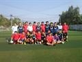 Giao lưu bóng đá chào mừng 84 năm thành lập Đoàn thanh niên cộng sản Hồ Chí Minh