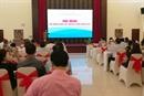 Hội nghị tập huấn công tác khuyến công và Hội thảo khuyến công với các vấn đề hội nhập kinh tế