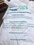 Sắt sulphate monohydrate