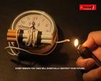 Thuốc lá chứa chất phóng xạ Polonium-210 cực độc