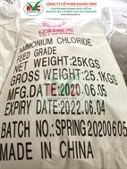 Bán Amoni Clorua - Ammonium Chloride - NH4Cl Feed grade tại Việt Nam