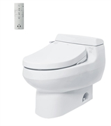 Bàn cầu nắp rửa Washlet TOTO MS688W4