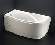Bồn tắm chân yếm CAESAR AT3350L(R)