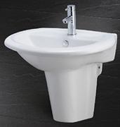 Chân ngắn lavabo CAESAR P2439