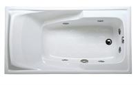 Bồn tắm massage xây CAESAR MT0440