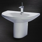 Chân ngắn lavabo CAESAR PF2470
