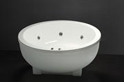 Bồn tắm Massage tròn CAESAR MT6470