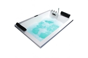 Bồn tắm massage đèn CAESAR MT7180L/RCH