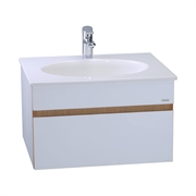 Tủ lavabo liền bàn CAESAR LF5024/EH660V