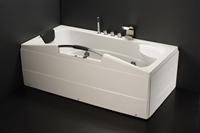Bồn tắm Massage hơi chân yếm CAESAR MT3370SL(R)