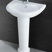 Chân dài lavabo CAESAR P2432