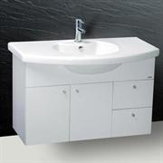 Tủ lavabo liền bàn CAESAR LF5314/EH200V