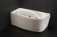 Bồn tắm Massage chân yếm CAESAR MT3350L(R)