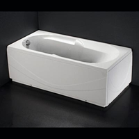 Bồn tắm chân yếm CAESAR AT0250L(R)