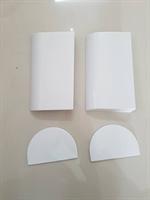 Miếng nhựa che thân bàn cầu HC2001-366V