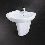 Chân ngắn lavabo CAESAR P2436