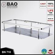 Kệ rổ INOX BN710