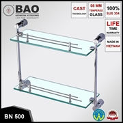 Kệ kính đôi BAO BN500