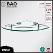 Kệ kính góc BAO BN600
