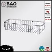 Kệ rổ INOX BN410