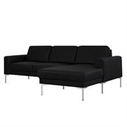 Sofa góc R ( Phải ) Construct Chân Cao
