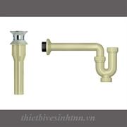 Bộ ống xả chậu & ống thải chữ P INAX A-325PS