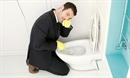 Khử mùi bồn cầu không dùng hóa chất