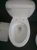 Các chất liệu tạo nên thiết bị vệ sinh