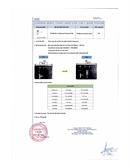 Thông báo thay đổi chi tiết sản phẩm TX108LDN