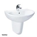 Hướng dẫn sử dụng chậu rửa mặt TOTO
