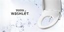 Nắp rửa điện tử Washlet - Nắp rửa điện tử TOTO