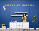 MORE VALUE - MORE FUN