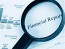 Báo cáo tài chính COMA2 năm 2015