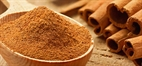 Cinnamon Powered helps controlling sugar level in blood