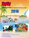 Chương trình trại hè Singapore - Malaysia 2016