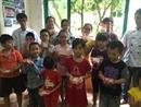 Vui trung thu cùng các bạn học sinh Tân Anh